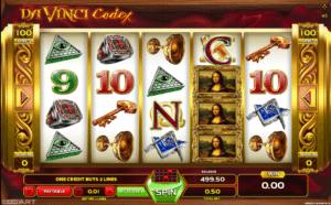 Casino Spiele Davinci Codex Online Kostenlos Spielen