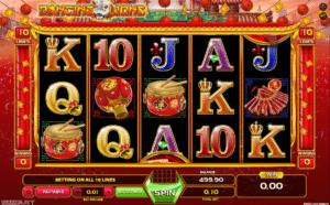 Kostenlose Spielautomat Dancing Lion Online