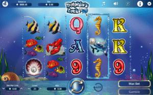Spielautomat Dolphins Luck Online Kostenlos Spielen