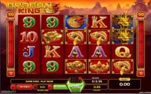 Spielautomat Dragon King Online Kostenlos Spielen