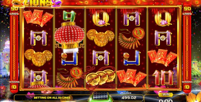 Fortune Lions Spielautomat Kostenlos Spielen