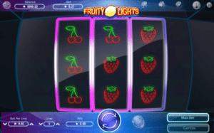 Fruity Lights Spielautomat Kostenlos Spielen