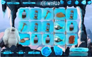 Spielautomat Ice World Online Kostenlos Spielen