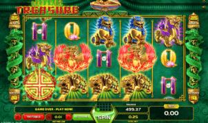 Kostenlose Spielautomat Jade Treasure Online