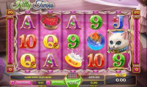 Spielautomat Kitty Twins Online Kostenlos Spielen