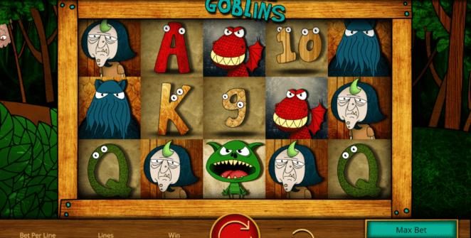 Spielautomat Little Goblins Online Kostenlos Spielen
