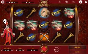 Spielautomat March of the Mehteran Online Kostenlos Spielen