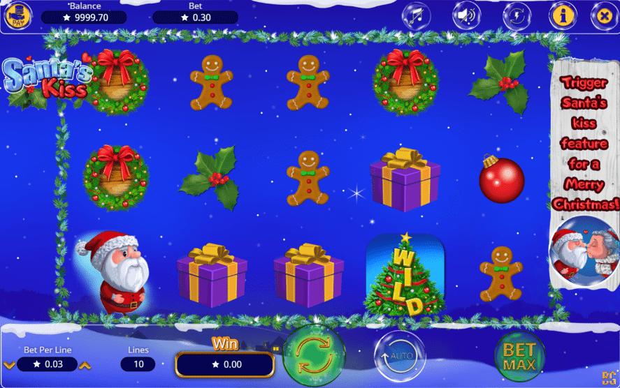 Spielautomat Santas Kiss Kostenlos Online - Jetzt Spielen ...