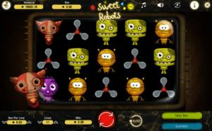 Sweet Robots Spielautomat Kostenlos Spielen