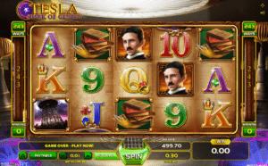 Tesla Spielautomat Kostenlos Spielen