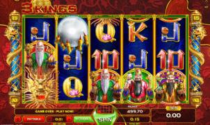 Spielautomat Three Kings Online Kostenlos Spielen
