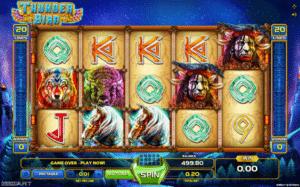 Kostenlose Spielautomat Thunder Bird Online