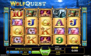 Spielautomat Wolf Quest Online Kostenlos Spielen