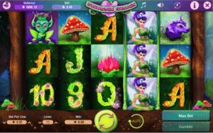 Spielautomat Wondrous Garden Online Kostenlos Spielen
