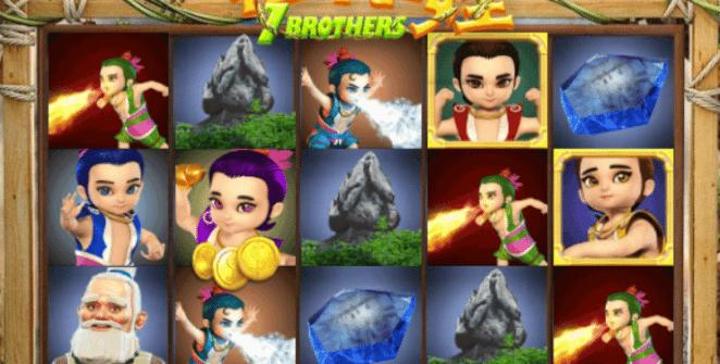 Spielautomat 7 Brothers Online Kostenlos Spielen