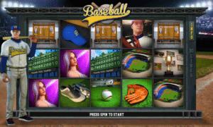 Baseball Spielautomat Kostenlos Spielen