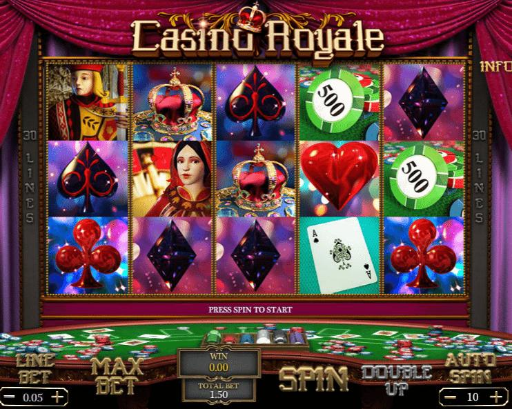 spielautomat casino