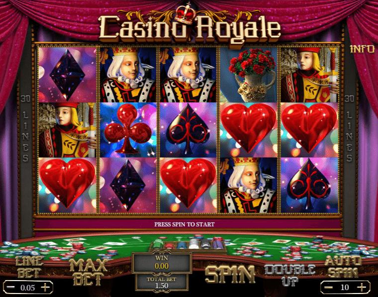 Casino Royal Online Spielen Kostenlos