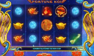 Kostenlose Spielautomat Fortune Koi Online