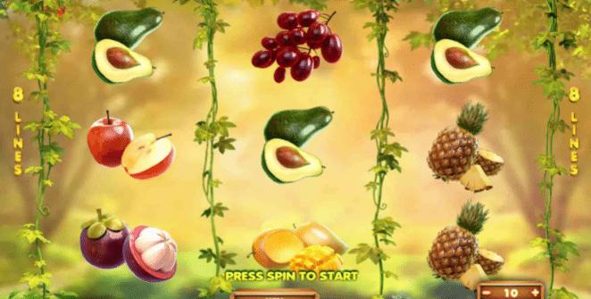 Spielautomat Fruitilicious GI Online Kostenlos Spielen