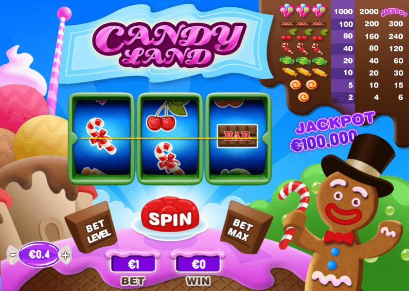 Spiele Candy World - Video Slots Online
