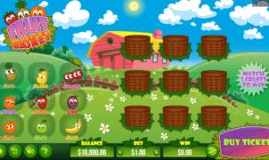 Kostenlose Spielautomat Fruit Basket Online
