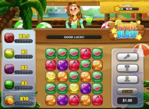 Kostenlose Spielautomat Fruit Blast Online