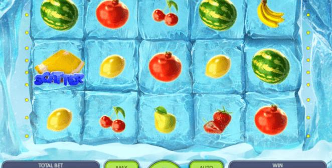 Kostenlose Spielautomat Fruity Frost Online