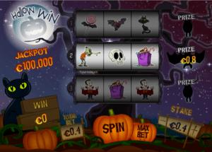 Kostenlose Spielautomat Hallow Win Online