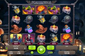 Spielautomat Halloween Witch Online Kostenlos Spielen