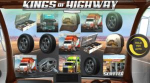 Spielautomat Kings of Highway GI Online Kostenlos Spielen