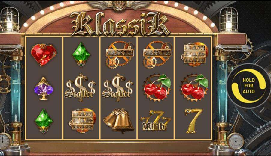 M777 online casino
