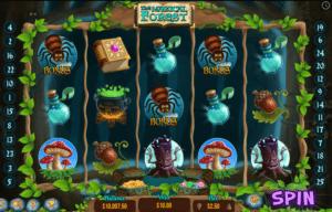 Kostenlose Spielautomat Magical Forest Online