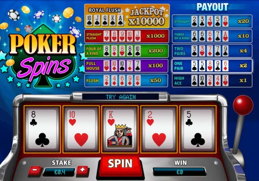 Online Casino Gratis Spins