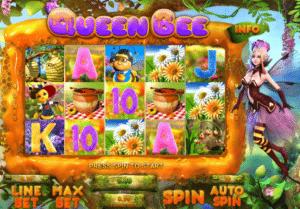 Spielautomat Queen Bee Online Kostenlos Spielen