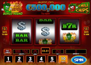 Spielautomat Red Hot Chili Chips Online Kostenlos Spielen