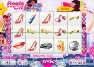 Kostenlose Spielautomat Reels in the City Online