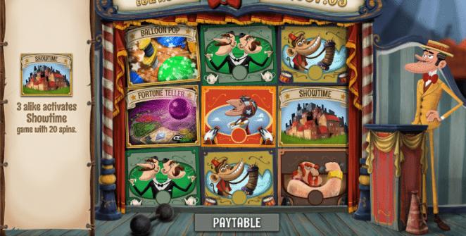 Casino Spiele Side Show Online Kostenlos Spielen