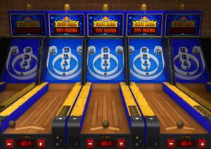 Kostenlose Spielautomat Super Skee Ball Online