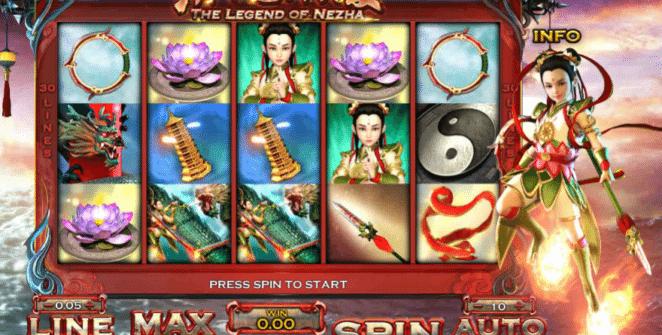 Spielautomat The Legend Of Nezha Online Kostenlos Spielen