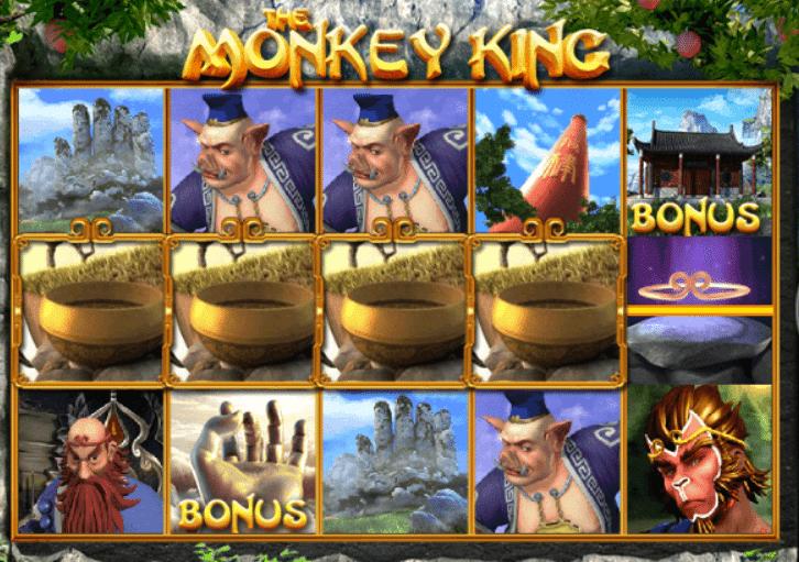 monkey king spielen