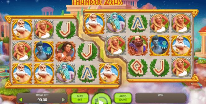 Casino Spiele Thunder Zeus Online Kostenlos Spielen