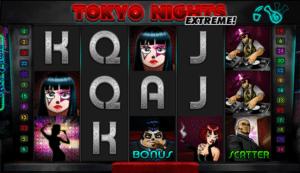 Tokyo Nights Spielautomat Kostenlos Spielen
