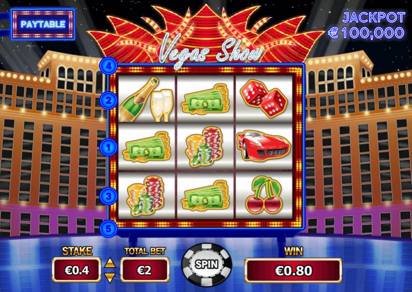 vegas casino spiele