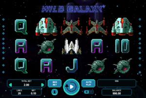 Spielautomat Wild Galaxy Online Kostenlos Spielen
