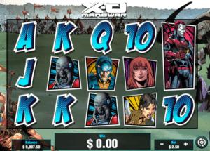 Kostenlose Spielautomat Xo Manowar Online