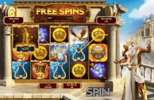 Zeus : King Of Gods Spielautomat Kostenlos Spielen