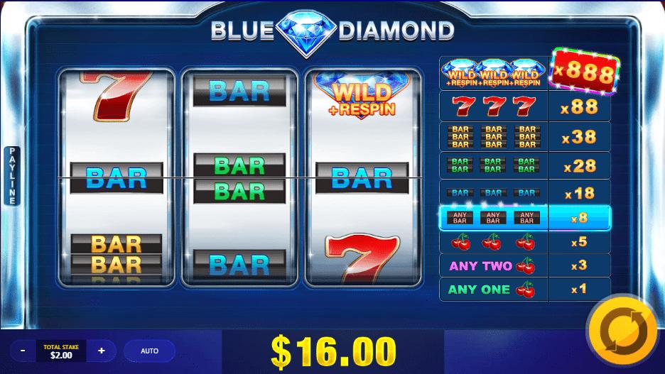 casino blue online