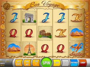 Kostenlose Spielautomat Bon Voyage Online