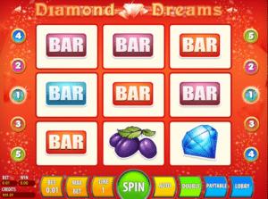 Diamond Dreams Spielautomat Kostenlos Spielen